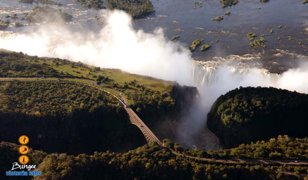 The Bridge and Victoria Falls